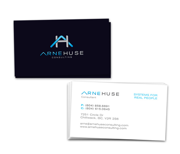 ARNE HUSE CONSULTING