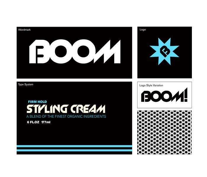 BOOM – Styling Gel