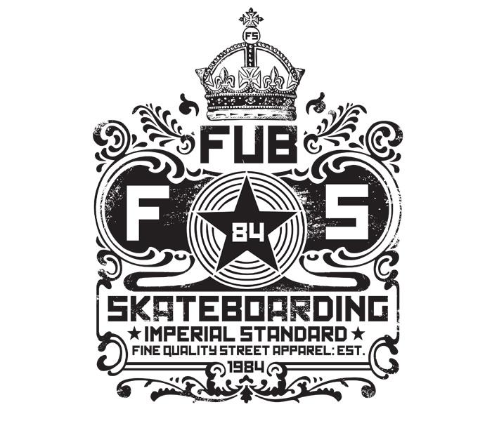 Fub Skateboarding Tees