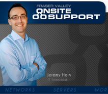 Onsite Support Website