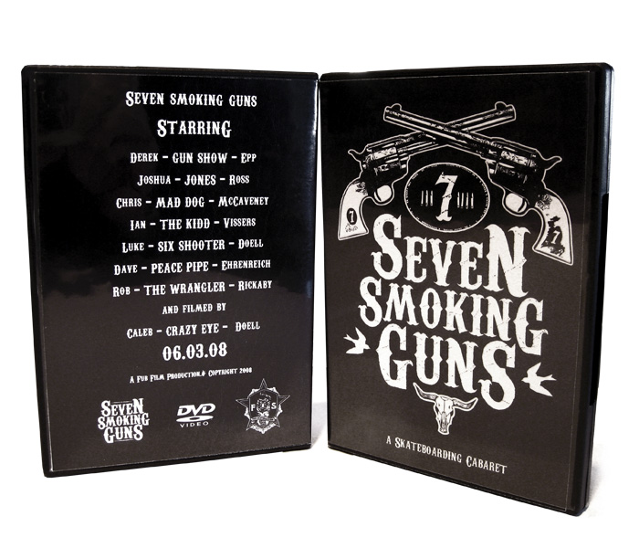 SEVEN SMOKING GUNS