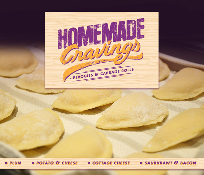 HOMEMADE CRAVINGS – BRAND IDENTITY