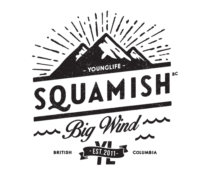 SQUAMISH YL – APPAREL GRAPHIC